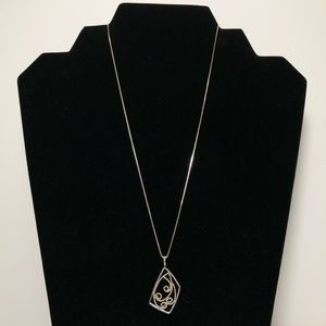 Jewelry - NWT Sterling Silver Necklace